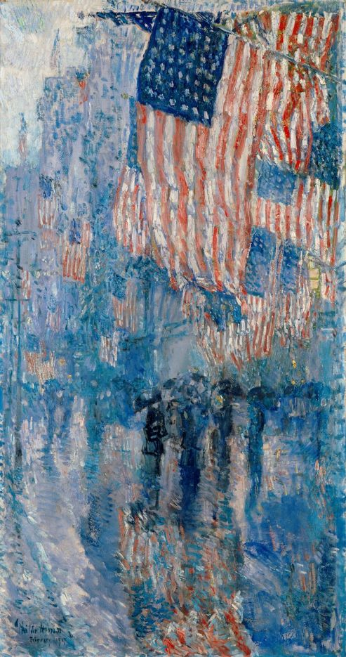 800px-the_avenue_in_the_rain_frederick_childe_hassam_1917