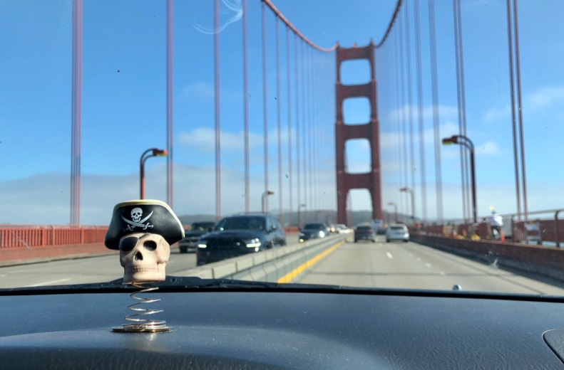 captain flint golden gate 2019